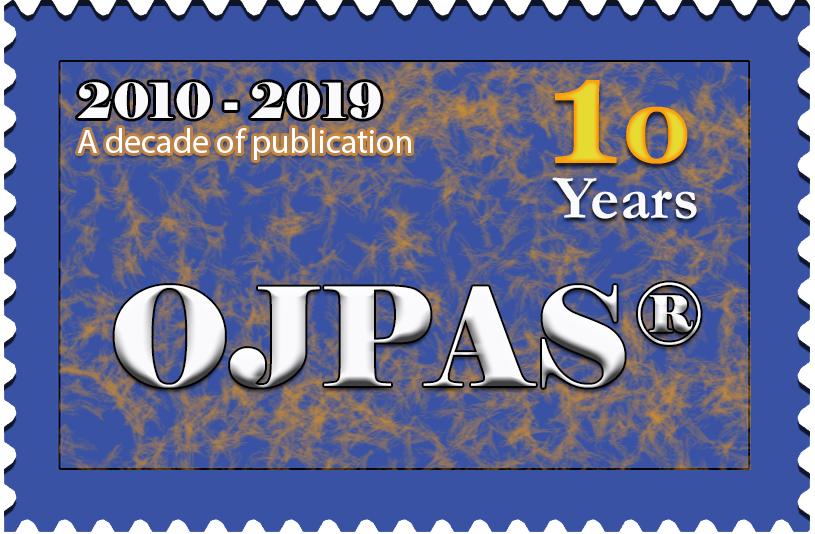 OJPAS stamp